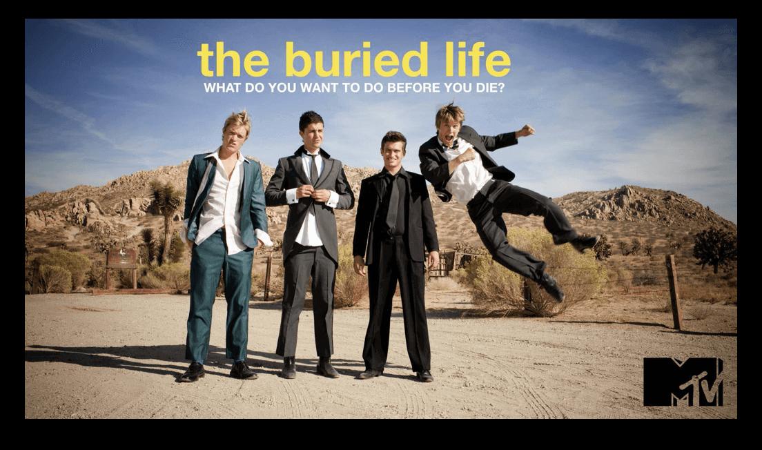 The Buried Life TV Show